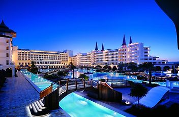 5 Star Hotels In Antalya